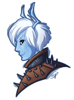 Andorian by roseandthorn