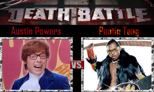 Austin Powers vs Pootie Tang by SonicPal