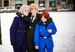 APH - Reunited by BlackBoxCosplay