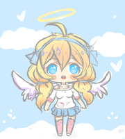 Angel by Puni-Angel