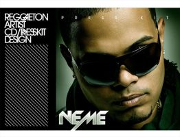 Neme Presskit by algare