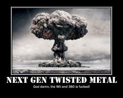 Twisted Metal - PS3 by Big-K-2011