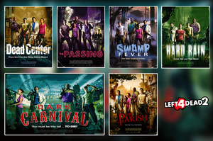 [Download] Left 4 Dead 2 - Posters by Nachosaurio