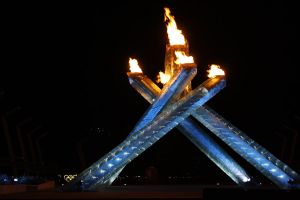 Olympic Flame by Atlantic-crab-meaT