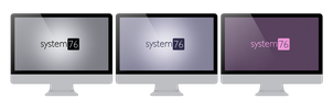 System76 Wallpapers by me4oslav