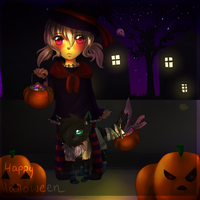 CE Halloween Shihyman by chocobeery