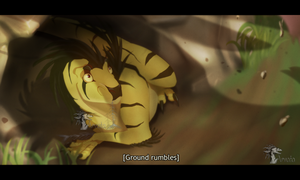 Hasen and Reetah -  First Sight by Arvata