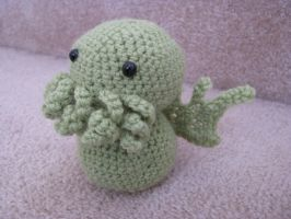 Cthulhu by pinktoque