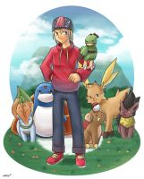 Trainer Mamusho by Articu