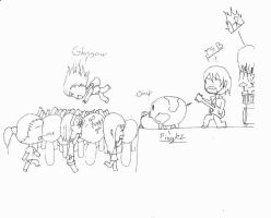 FH Chibis 5 by FakingMe