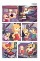 The Simpsons by KassandraHeller