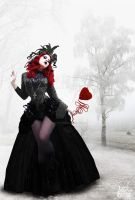 The Heart of Winter by MADmoiselleMeli