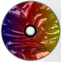 Sticky and Sweet DVD disc by Ludingirra