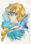 Fake watercolour test 2 by unconventionalsenshi