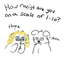 How racist by Fuchsianess