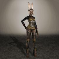 Final Fantasy XII Mjrn by ArmachamCorp