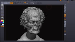 Zbrush Sculpt Update 3 by JS-Graphics