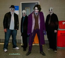 The Joker by mintsweeties