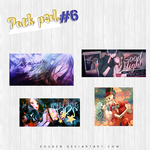 Pack PSD #6 by Kouhen