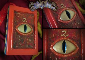GrimGrimoire: Chaos Nest Sorcery Grimoire by Yiji