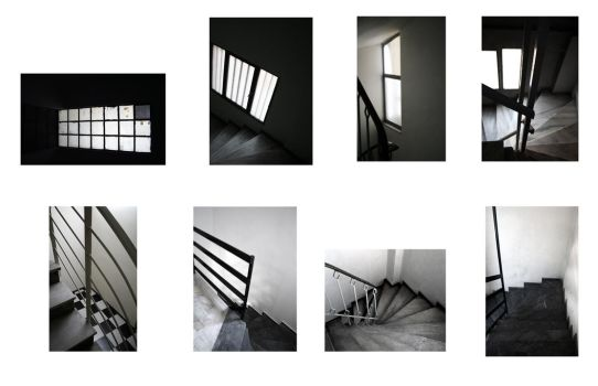 windows and stairs by FyllisP