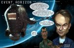 how fast is your spaceship? Event Horizon by Loopydave