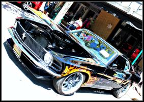 Hell On Wheels by StallionDesigns
