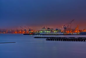 Seattle Water Front by UrbanRural-Photo