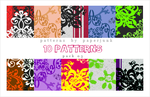 Patterns: Pack 03 by PaperJunk