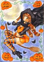 Happy Halloween by ann-chan20