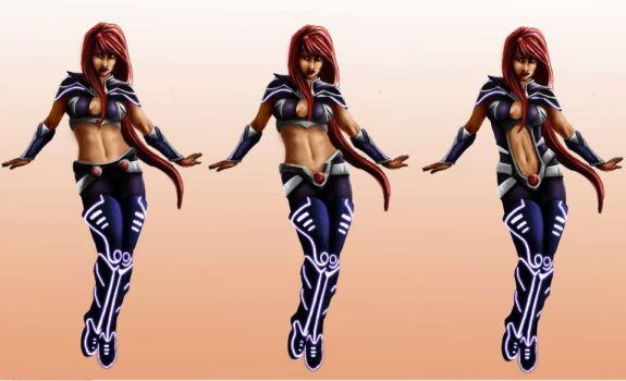 Starfire First 3 Concepts by TTProject
