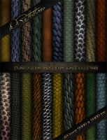 Reptile skins textures by DiZa-74