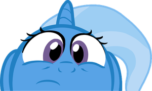 Trixie Sees You Vector by DaRock1119