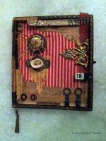 Assemglage: Lovecraft Reliquary - Cthulu by bugatha1