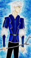 Tangled AU: Prince Jack Frost by GossamerWing