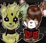 FNAF-Bunnies [[OLD]] by TheDeadlyWaffle