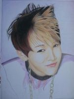 WIP 4 BamBam by Vivi--Art