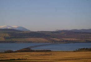 Cromarty Bridge by piglet365