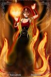 flame princess by ppgz1229