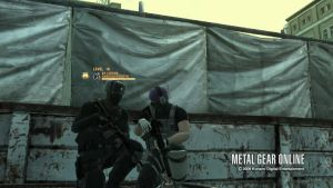 MGO Friend's xD by Squall-Darkheart