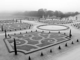 Versailles by Catlikeforyou