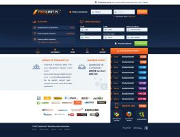 TwojLimit.pl - redesign layout by Nexert