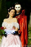 The Phantom of the Opera (Masquerade Version) by MademoiselleDaae