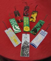 Game of Thrones Bookmarks by Katjakay