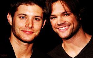 Jensen and Jared Padackles by monkeyJade