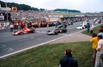1974 British Garnd Prix Start by F1-history