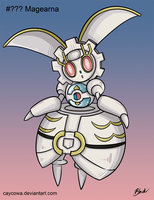 Pokemon Sun and Moon - Magearna