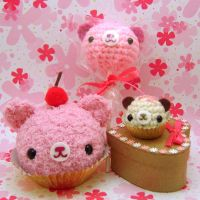 Amigurumi Candy Shoppe by amigurumikingdom