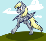 Derp Trot by xClemintinex