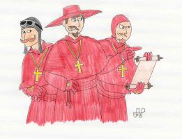Monty Python: The Inquisition by EmperorNortonII